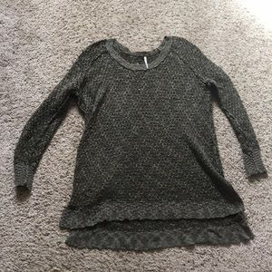 Great Condition Tunic Length Sweater